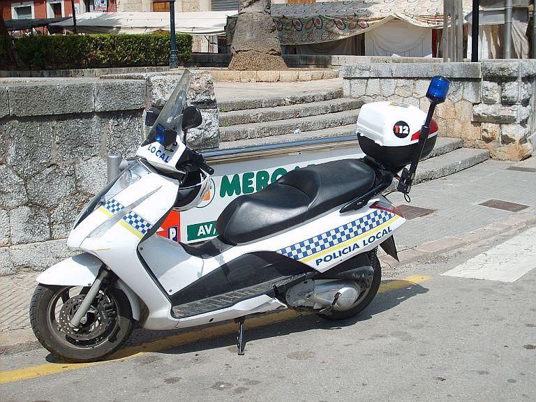 Policia local - Inca - Mallorca